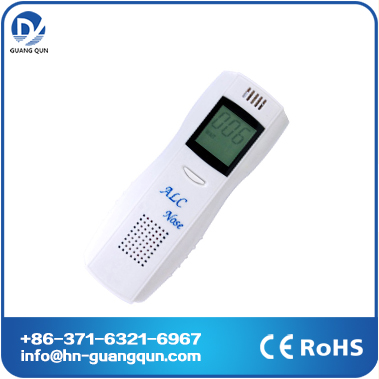 AT198 portable alchol blood tester Flat-surfaced alcohol sensor Big factory