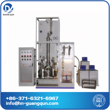 HD - High Precision Distillation/Industrial test of distillation with 45~4500L