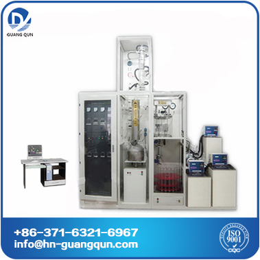 DIST-A - TBP Distillation instrument with ASTM D2892/2~150L