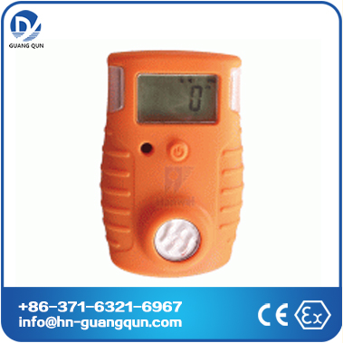 BX171 single gas monitor Replaceable battery and sensor Reliable factory
