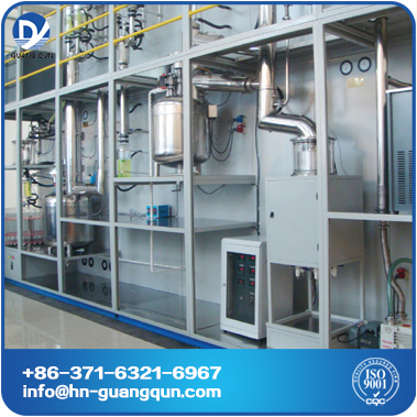 SPD - large-scale Distillation Equipment with 15-5000L /Crude Oil,Residual Oil,Product of chemical re