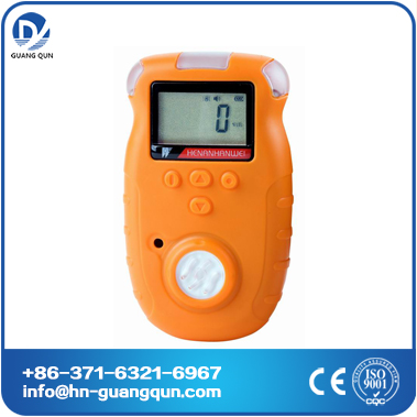 BX176 Portable Single Gas Detector/gas leak detector LEL with CE