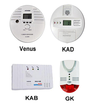 New Product---Gas Alarm