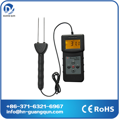 MS7100C Cotton Moisture Meter can test cotton lint,cotton seed